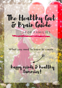 The Healthy Gut & Brain guide